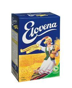 elovena. finnish oatmeal.