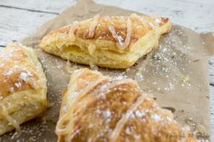 Lemon Cheesecake Turnovers #BrunchWeek
