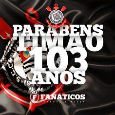 Aniversário Corinthians - 103 anos