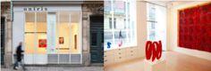 Avril 2016: Rennes de met à l'heure des frères Bouroullec @plumevoyage  #rennes #bretagne #bouroullec #design #exposition #architecture #art #galerieoniris #galerie #artiste  #balades #plumevoyage