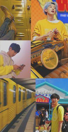 Chanyeol Cute, Park Chanyeol Exo, Kyungsoo, Bear Wallpaper, Exo Members, Chanbaek, Boyfriend Material, Jaehyun, Cute Wallpapers