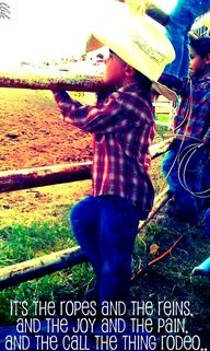 #garthbrooks rodeo. My big brother used to ride bulls to this song <3 <3
