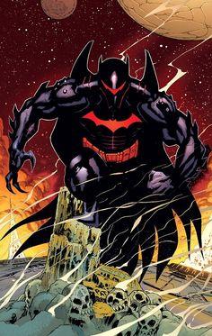 Robin Rises: Batman and Robin #35 by Patrick Gleason