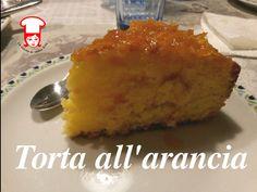Torta all'arancia soffice, morbida e profumatissima