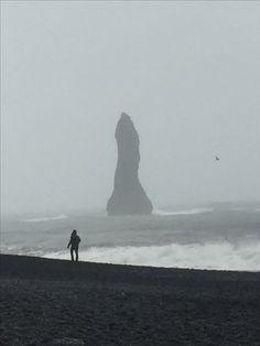 Basalt column, Reynisfjara Basalt Columns, Iceland, Monument Valley, October, Nature, Travel, Ice Land, Naturaleza, Viajes