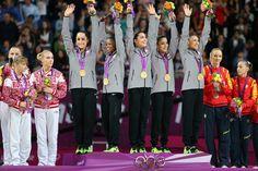 USA Gymnastics Fab Five!!!!