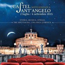 Castel Sant'Angelo riapre le sue porte, nelle calde serate estive, per consentire a romani e turisti la visita di questo straordinario monumento tanto ricco di suggestioni. Scopri i dettagli su TicketOne.it!