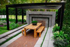 Vivid Design - - Carolyn & Joby Blackman, Landscape designers, Melbourne.