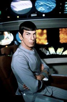 Leonard Nimoy, Star Trek The Motion Picture 1979.