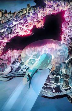 Batman Zero Year art by Greg Capullo