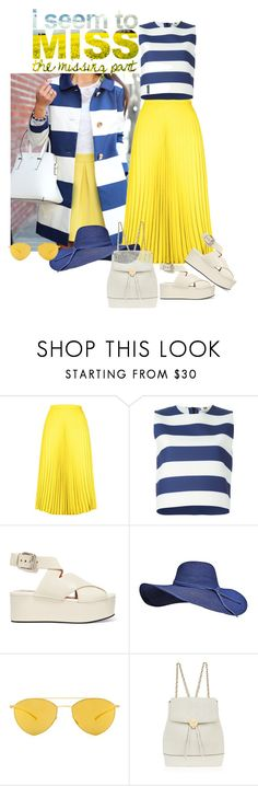 """06-3"" by saponacsve ❤ liked on Polyvore featuring Kate Spade, HotSquash, MSGM, Alexander Wang, Mykita and Henri Bendel"