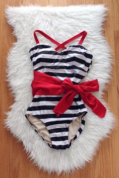 Swimsuit Giveaway by Albion on Smile and Wave.