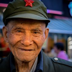 He remembers a lot #portrait #china