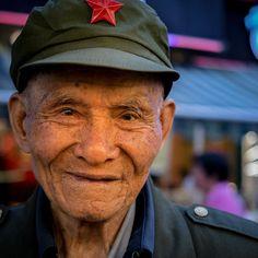 He remembers a lot #portrait #china