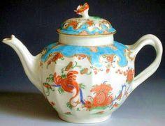Worcester porcelain C.18th