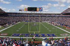 Buffalo Bills--Ralph Wilson Stadium: Orchard Park, NEW YORK - Ralph Wilson…