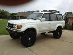 land cruiser fj80 | Buy used 1994 Toyota Land Cruiser FJ80 in Madison, Mississippi, United ...