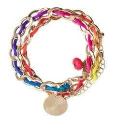 Mariah Wrap Friendship Bracelet - Forever New $14.99
