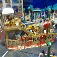Feliz Navidad pkaymobil