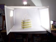 DIY Light box for pictures