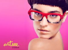 Artsee Eyewear Advertising Campaign by J. Patrick, via Behance