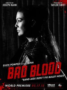 BillboardMusicAwards @OfficialBBMAs Meet Luna FIRST on #BBMAs ➡ #BadBloodMusicVideo