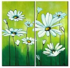 2 Piece Canvas Art Modern Art 100% Hand Painted Oil Painting on Canvas Wall Art Deco Home Decoration (Unstretch No Frame) , http://www.amazon.co.uk/dp/B00D9ZIM6W/ref=cm_sw_r_pi_dp_oCeTrb1NDE8MW