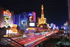 Las Vegas. We need to pick a date to go here sometime this fall!