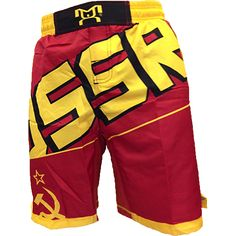 New arrivals on MyHOUSE Sports Gear check out USSR Sublimated Fight Shorts and much more customise wrestling equipment at MyHOUSE Sports