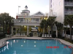 Holiday Inn Club Vacations South Beach resort at Myrtle Beach, South Carolina. Photo credit: Twitter user @gurutech4u