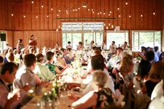 Rustic Vintage Wedding at Saunders Farm (
