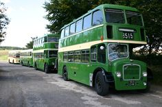 Bristol Omnibus Vehicle Collection - Bristol Buses - L8515