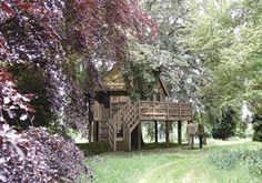 Cuddle up in a treehouse - Outdoor holidays with a twist