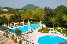 Thermae Abano Montegrotto -www.visitabanomontegrotto.com - Hotel Terme Orvieto - Piscina Termale, thermal swimming pool, thermalbad, hot springs, горячие источники, термы, spa, relax & wellness!