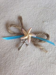Nautical Starfish Witness Pin Martyrika by KoulEvents on Etsy