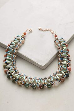 Jura Necklace - anthropologie.com