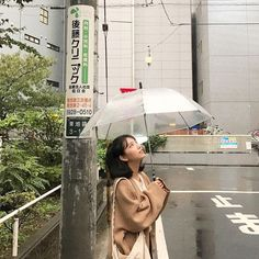 Just in case it rains Style Ulzzang, Ulzzang Korean Girl, Cute Korean Girl, Asian Girl, Korean Aesthetic, Aesthetic Photo, Aesthetic Girl, Aesthetic Pictures, Grunge Style