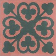 67,50€ Best tiles Moroccan Encaustic Cement Pattern Pre Sealed 13b