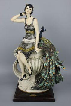 """Giuseppe Armani Figurine 157C """"Garden Delight"""" - LUX-FAIR.com - 1"""
