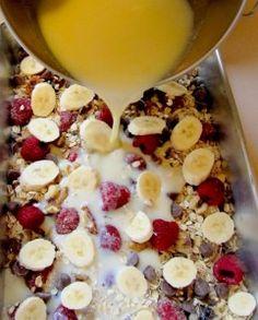 Gluten-Free Baked Oatmeal Casserole % acid reflux recipes in detail