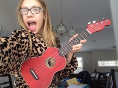 Finally got my ukulele!
