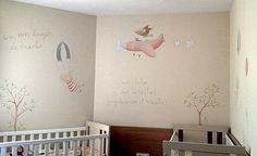 Los encantadores murales de Erase una vez