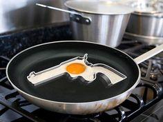 Pistol Egg Fryer
