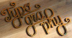 Lavagraphics - Creatief met letters, dagelijkse dosis typografie