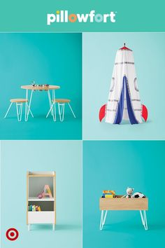 Finish Your Childu0027s Bedroom Or Playroom With Stylish, Kid Friendly  Furniture From Pillowfort.