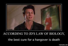 A hangover cure that prevents all future hangovers! Theatre Nerds, Musical Theatre, Jason Dean Heathers, Jd Heathers, Heathers The Musical, Christian Slater, The Rocky Horror Picture Show, Fandoms, Dear Evan Hansen