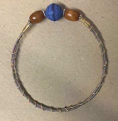 Unique Up-Cycled Guitar String Bracelet