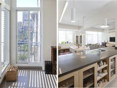 עיצוב פנים-  ליאת דביר רותם Interior design - Liat Dvir-Rotem Living Magazine, Design Projects, Collections, Interior Design, Kitchen, Home Decor, Nest Design, Cooking, Decoration Home