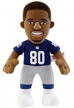 "NY Giants NFL 10"" Plush Doll Victor Cruz Bleacher Creature"