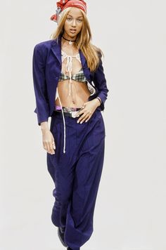 Perry Ellis Spring 1993 Ready-to-Wear Collection Photos - Vogue